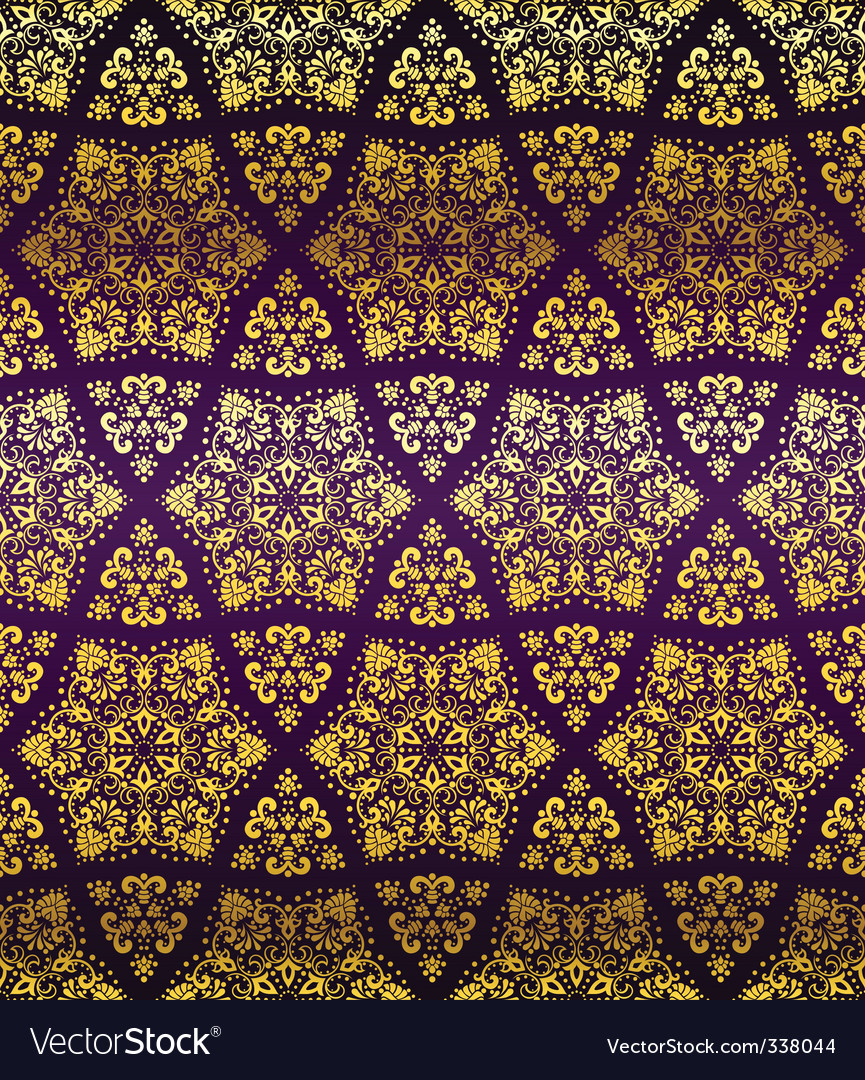 Islamic seamless pattern vector | Price: 1 Credit (USD $1)