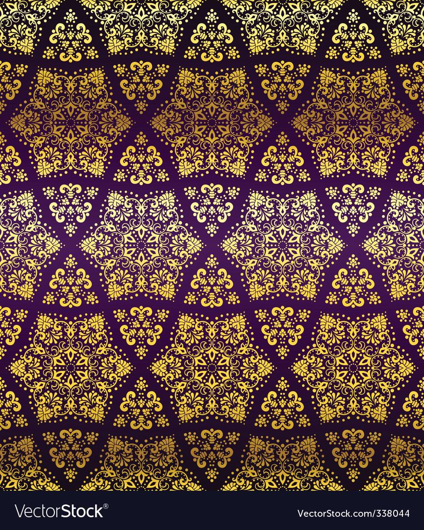 Islamic seamless pattern vector | Price: 1 Credit (USD $1)