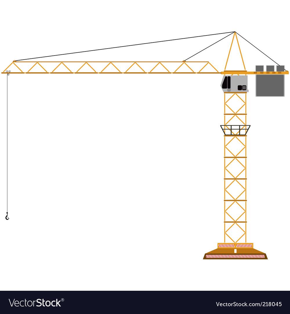 Toy crane vector   Price: 1 Credit (USD $1)