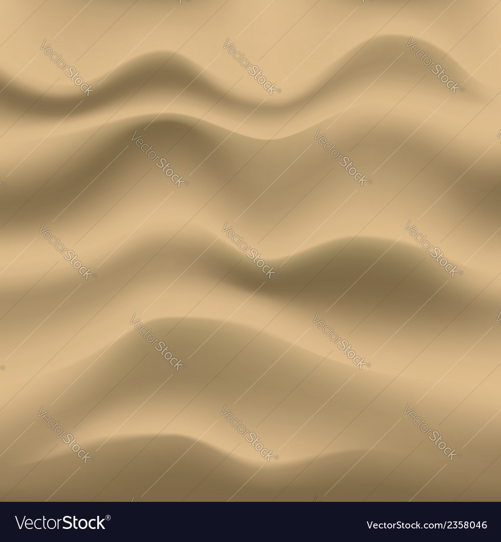 Smooth sand background vector | Price: 1 Credit (USD $1)