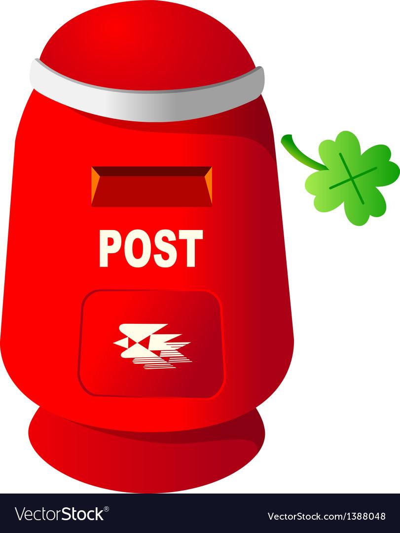 Icon letterbox vector | Price: 1 Credit (USD $1)