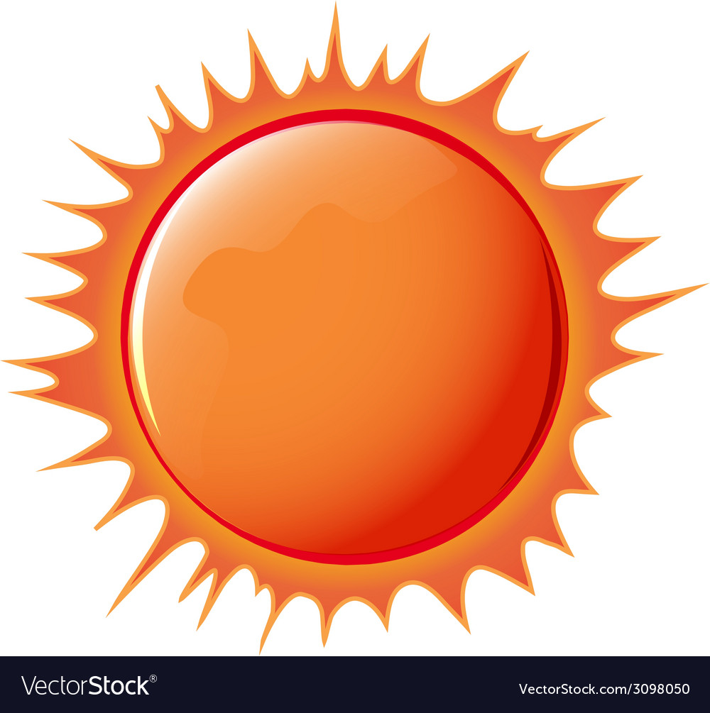 The sun vector | Price: 1 Credit (USD $1)