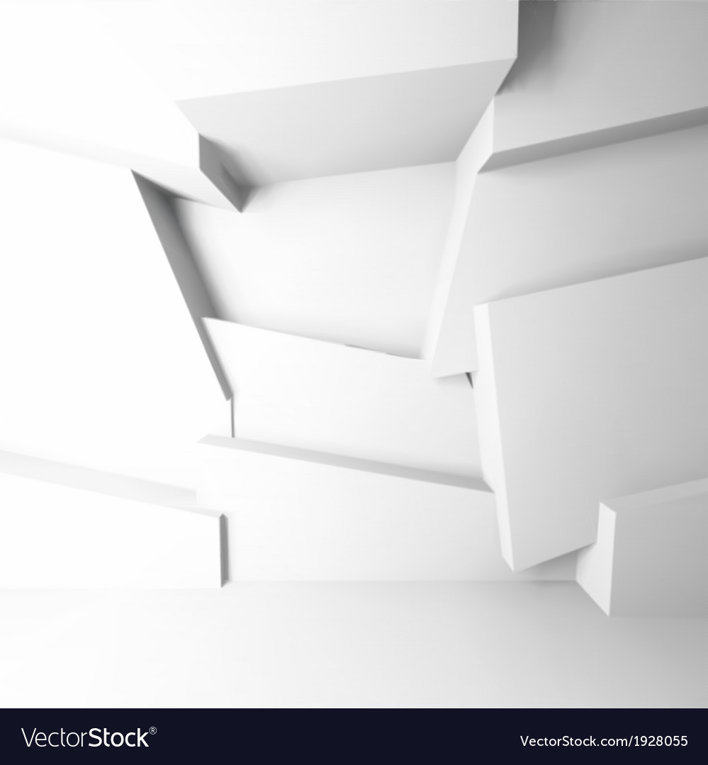 Abstract geometric background eps10 vector