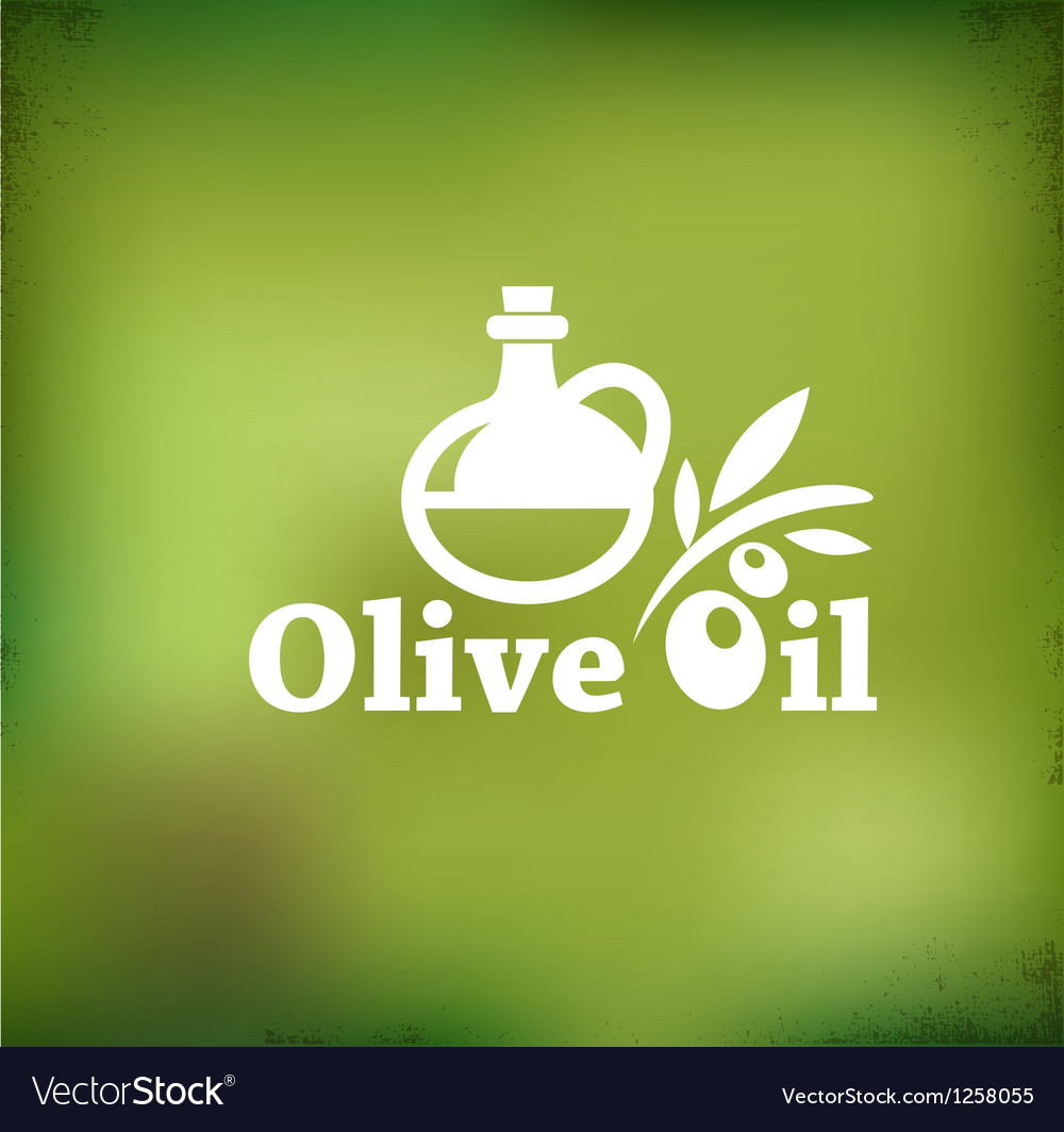 Olive oil backgound vector | Price: 1 Credit (USD $1)
