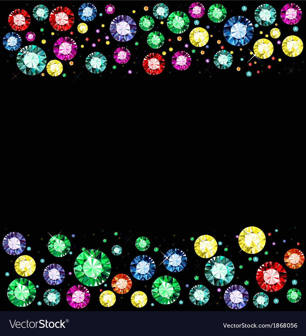 Gem background vector | Price: 1 Credit (USD $1)