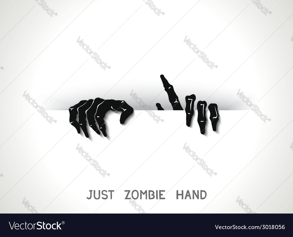 Just zombie hands from the slit vector | Price: 1 Credit (USD $1)