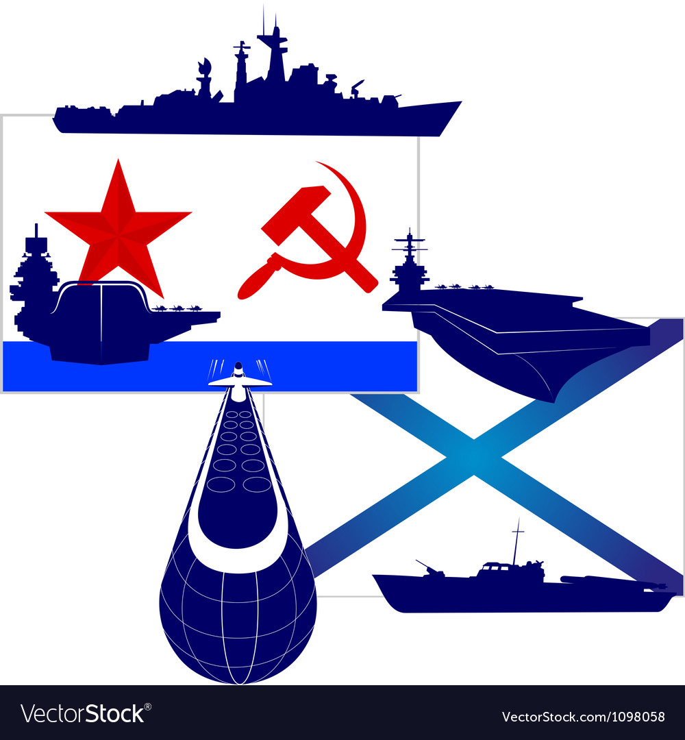 Navy of russia vector | Price: 1 Credit (USD $1)