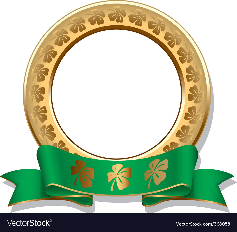 St patrick' design vector | Price: 1 Credit (USD $1)