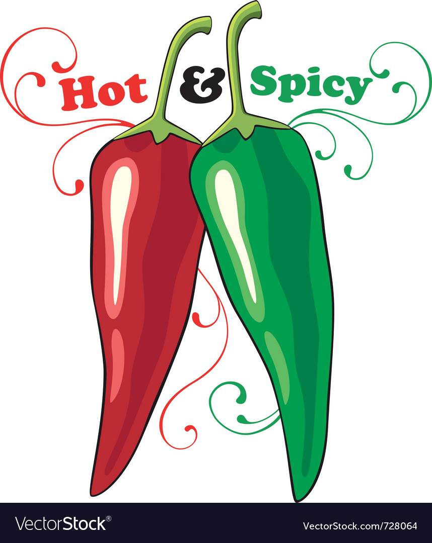 Hot and spicy vector | Price: 1 Credit (USD $1)