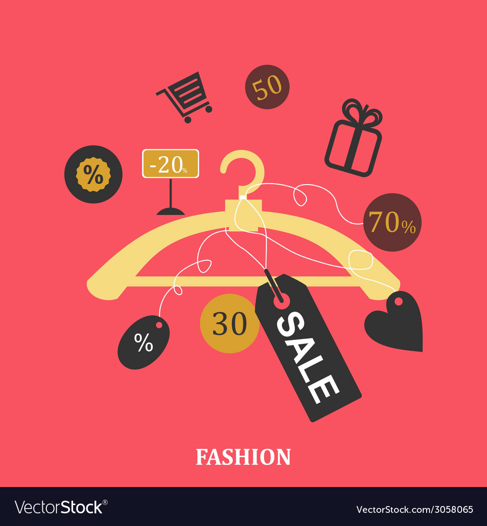 Hanger discount vector | Price: 1 Credit (USD $1)