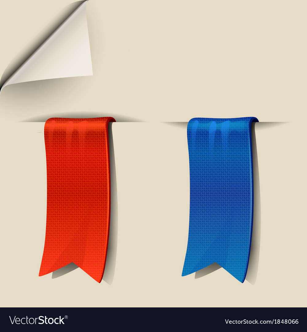 Bookmark vector | Price: 1 Credit (USD $1)