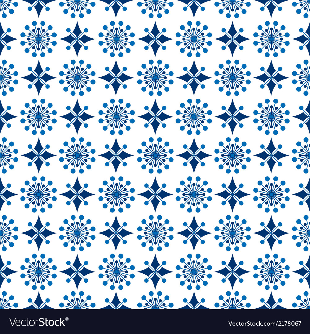 Classic pattern background vector | Price: 1 Credit (USD $1)
