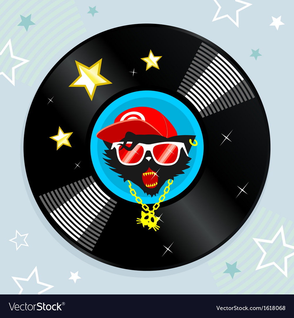 Aggressive music vector | Price: 1 Credit (USD $1)