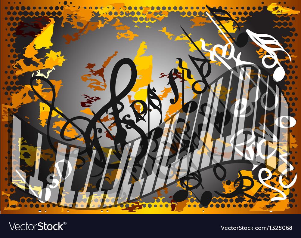 Autumn melody vector | Price: 1 Credit (USD $1)