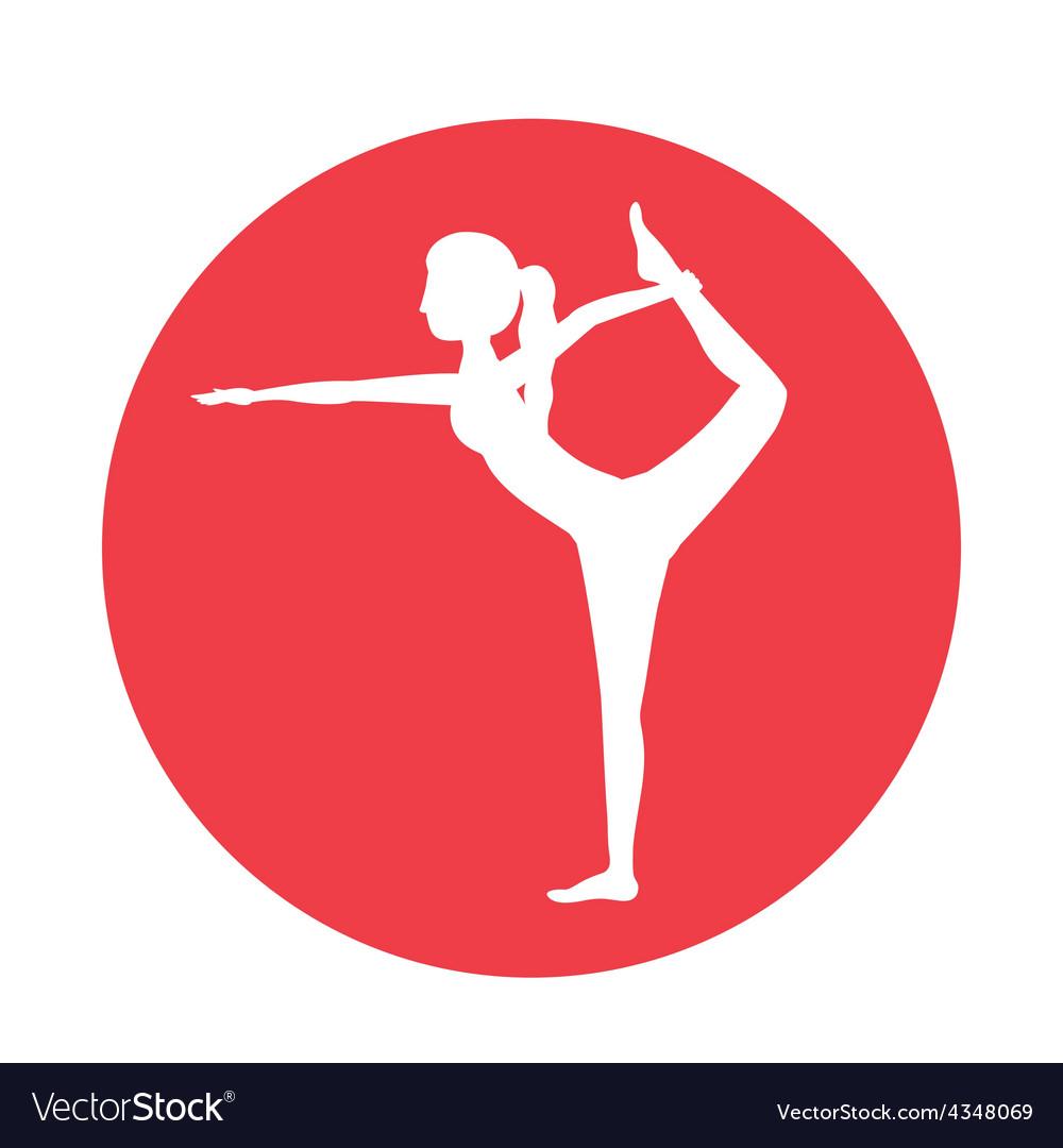 Dancer design vector | Price: 1 Credit (USD $1)