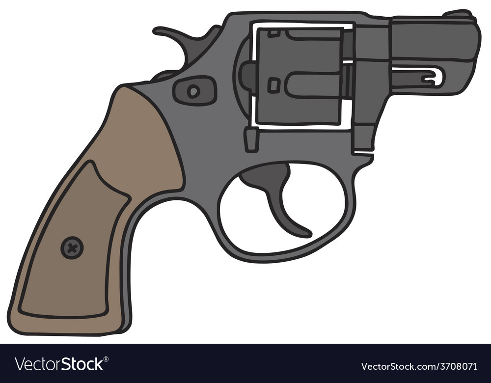 Short revolver vector | Price: 1 Credit (USD $1)
