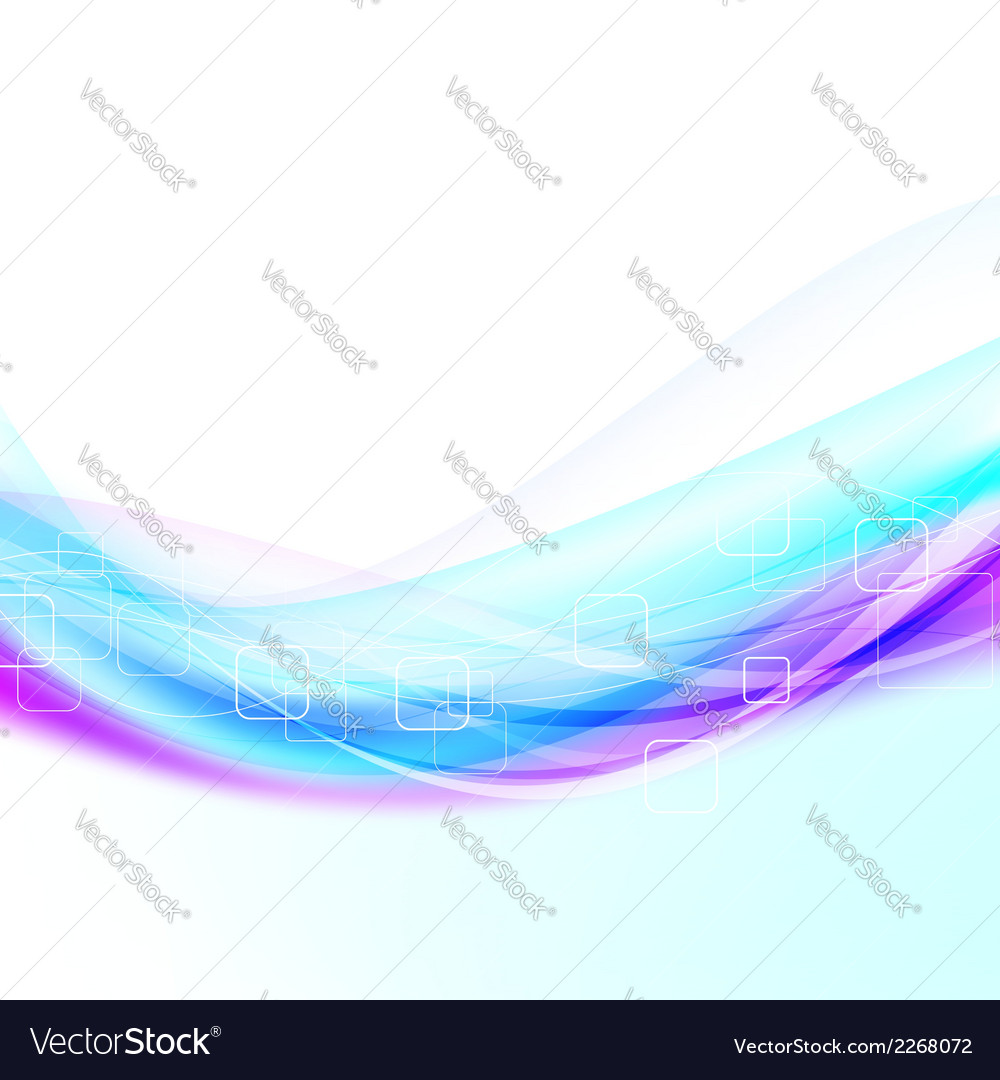 Rapid colorful futuristic wave background vector | Price: 1 Credit (USD $1)
