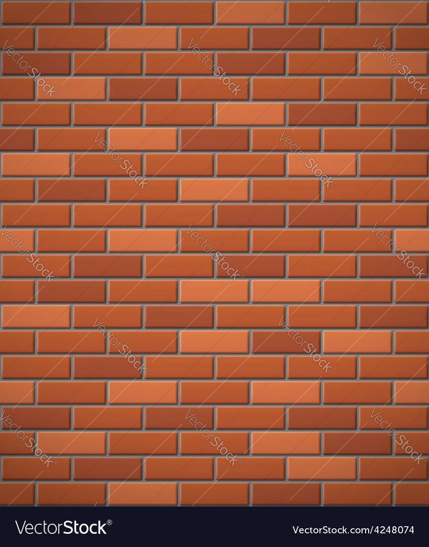 Brick wall 04 vector | Price: 1 Credit (USD $1)
