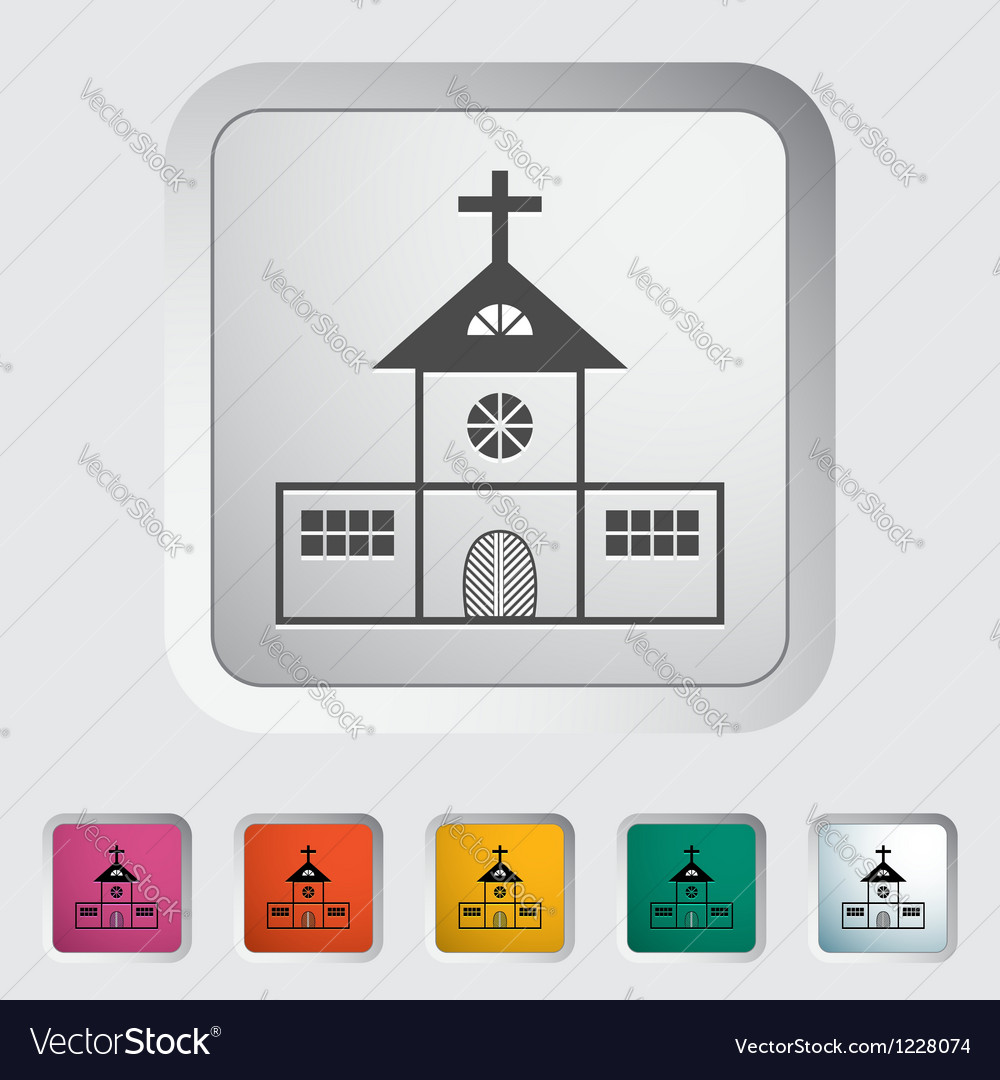 Church 2 vector | Price: 1 Credit (USD $1)