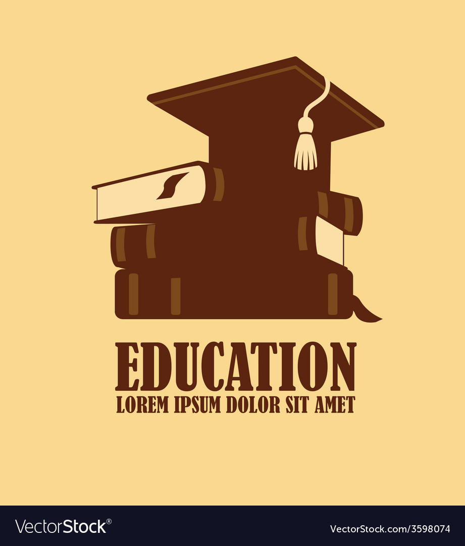 Education logo design vector | Price: 1 Credit (USD $1)
