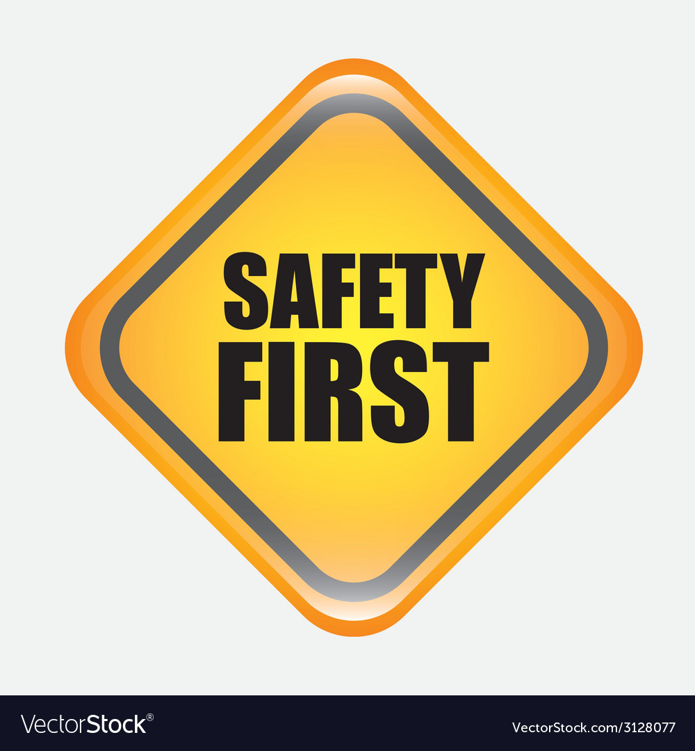 Safety design vector | Price: 1 Credit (USD $1)