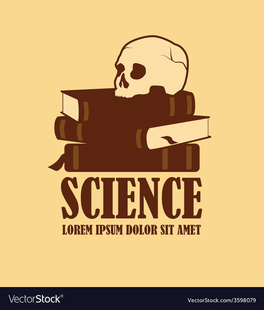 Science logo design vector | Price: 1 Credit (USD $1)
