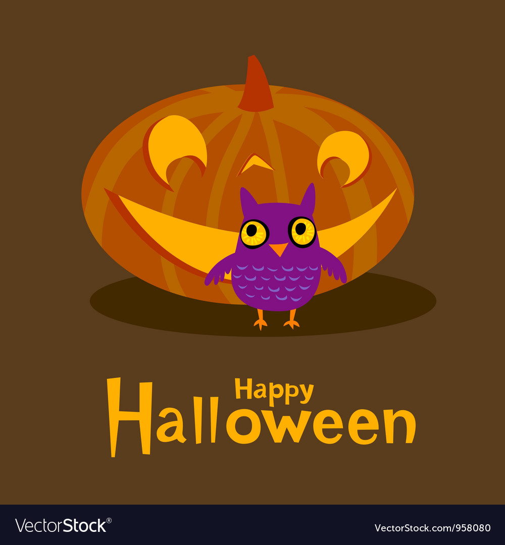 Halloween banner vector | Price: 1 Credit (USD $1)