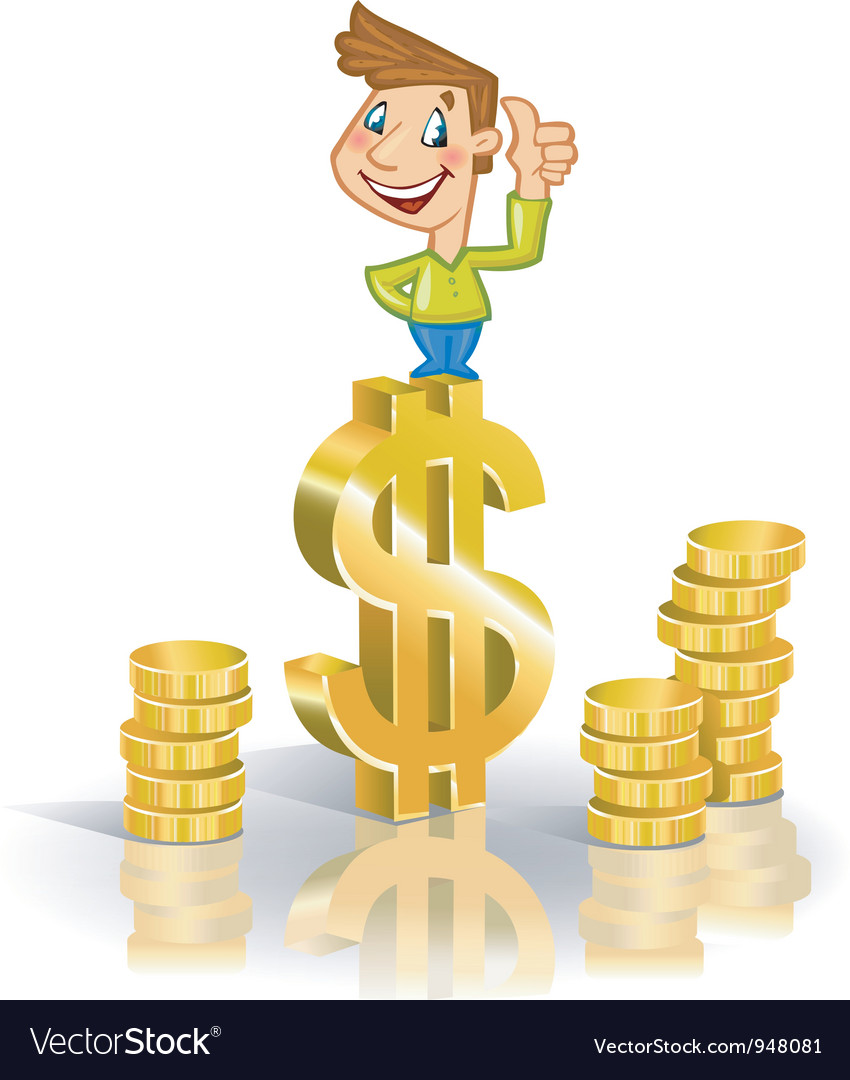 Dollar vector | Price: 1 Credit (USD $1)