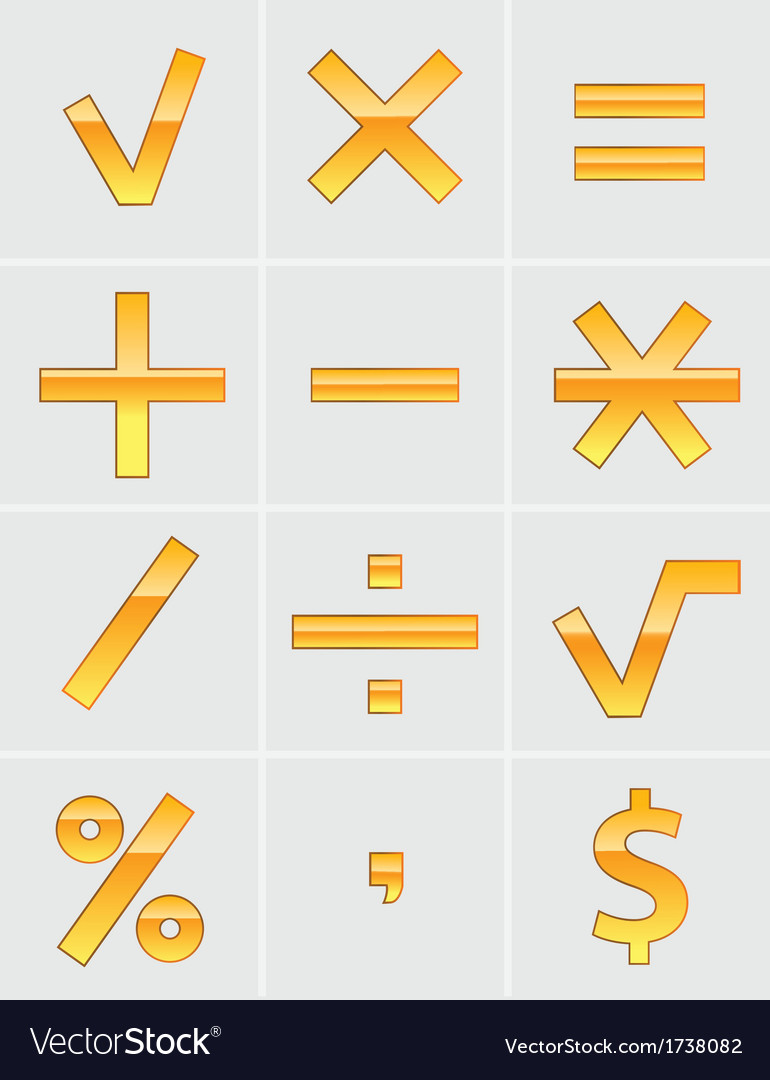 Arithmetic vector | Price: 1 Credit (USD $1)