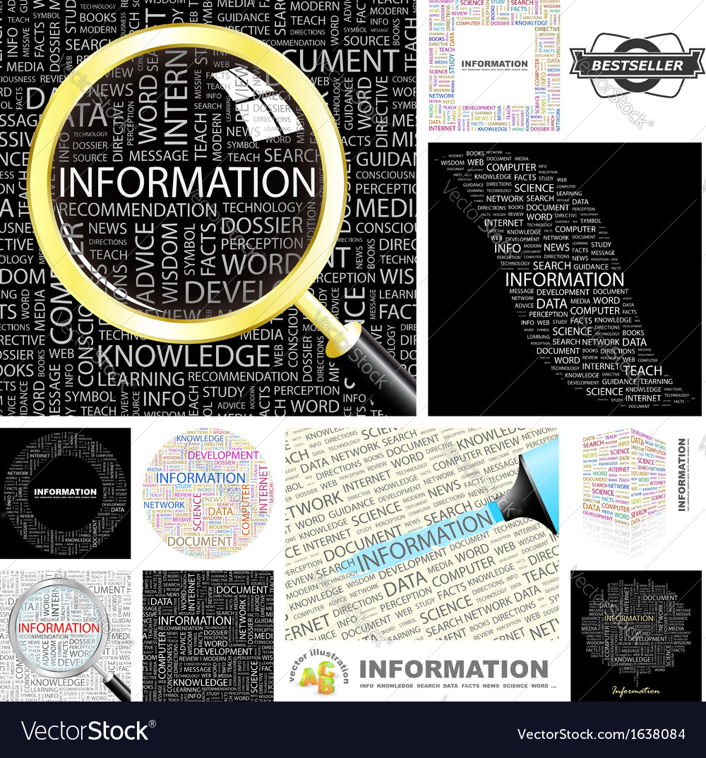 Information vector | Price: 1 Credit (USD $1)