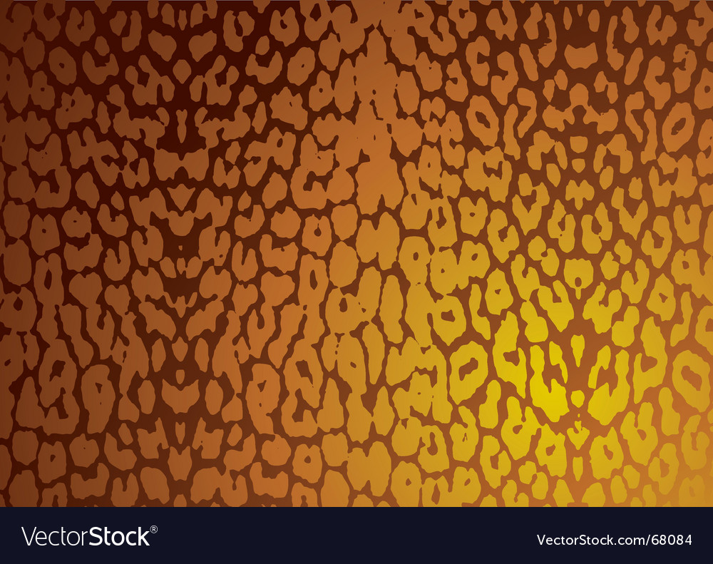 Leopard skin subtle vector | Price: 1 Credit (USD $1)