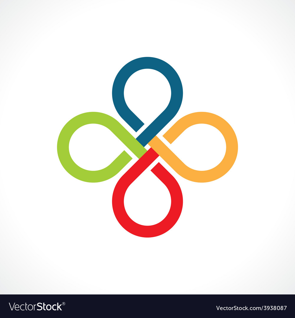Endless loop vector | Price: 1 Credit (USD $1)