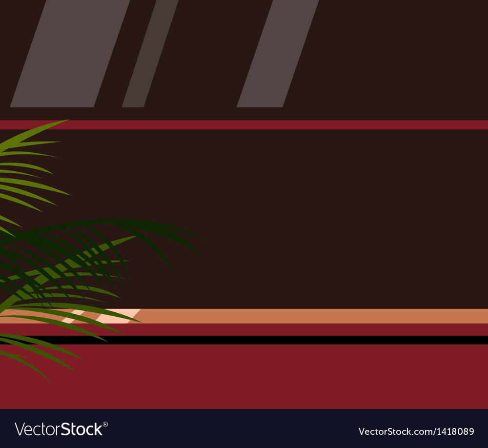 Luxurious interior background vector | Price: 1 Credit (USD $1)