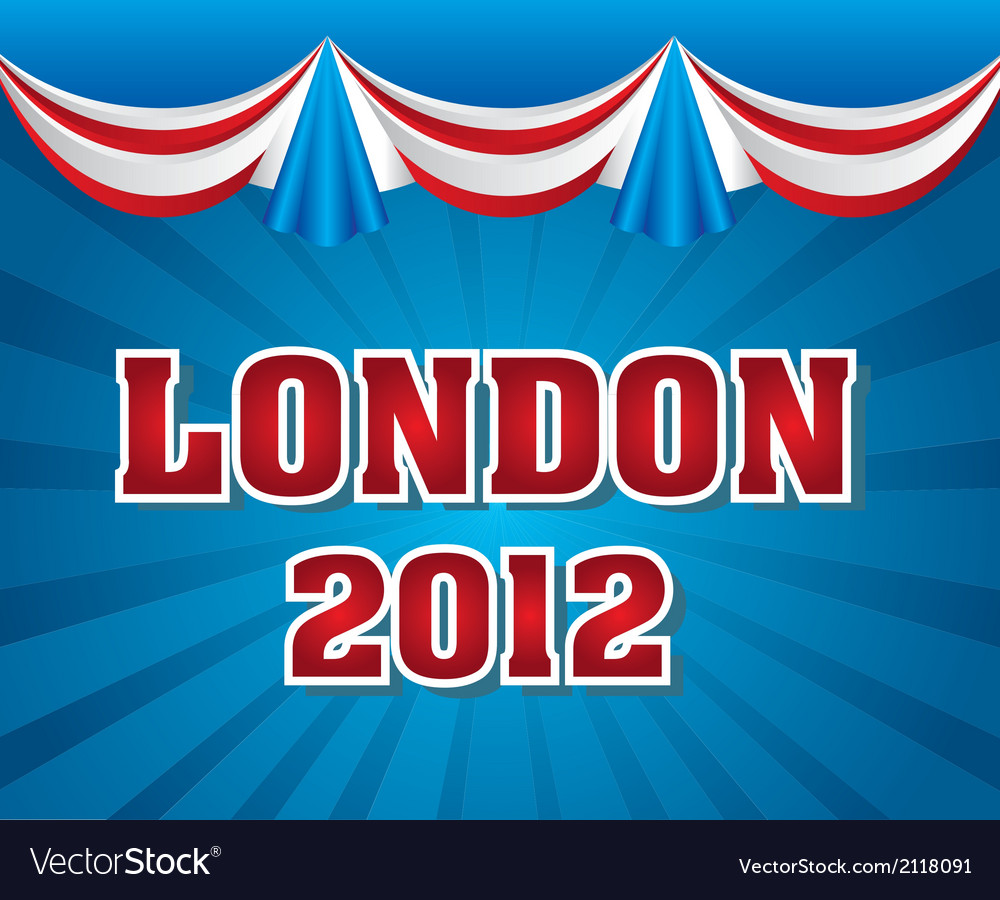 London 2012 vector | Price: 1 Credit (USD $1)