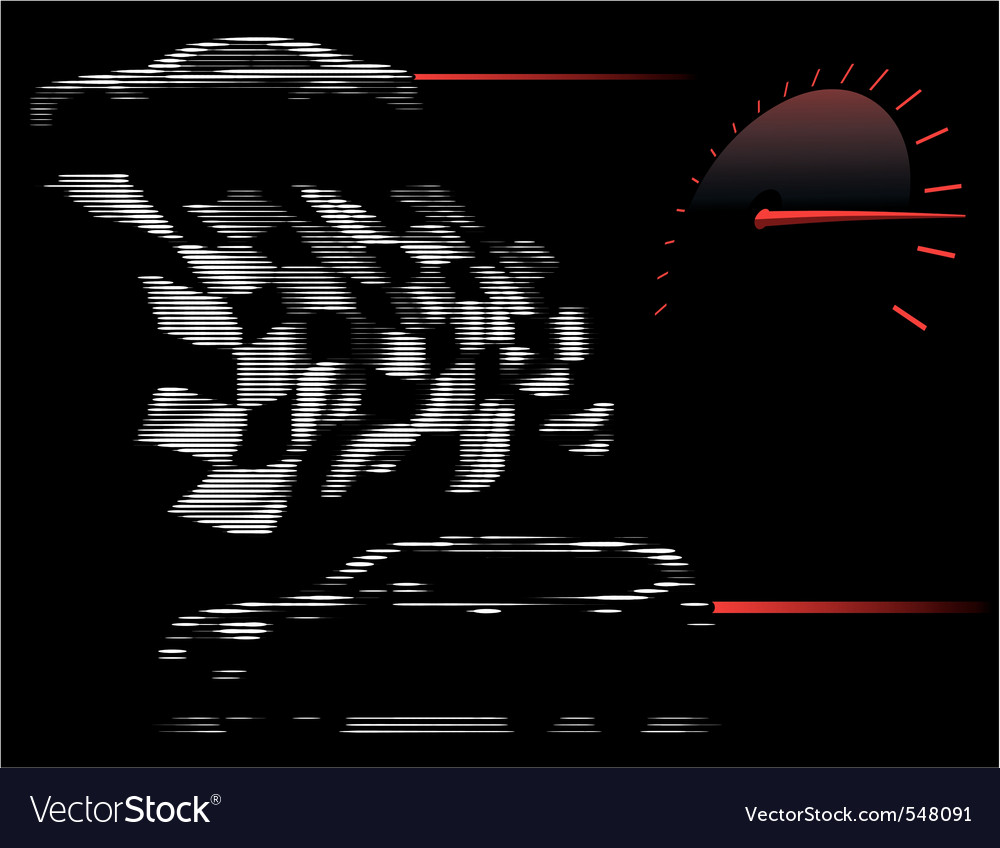 Racing design elements vector | Price: 3 Credit (USD $3)