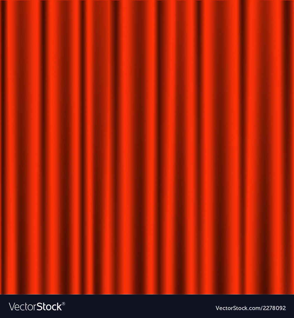 Curtains vector | Price: 1 Credit (USD $1)