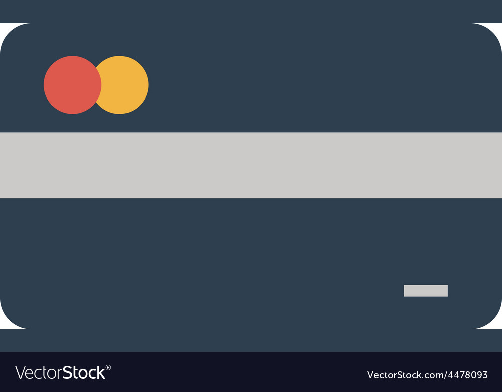 Credit cards vector | Price: 1 Credit (USD $1)