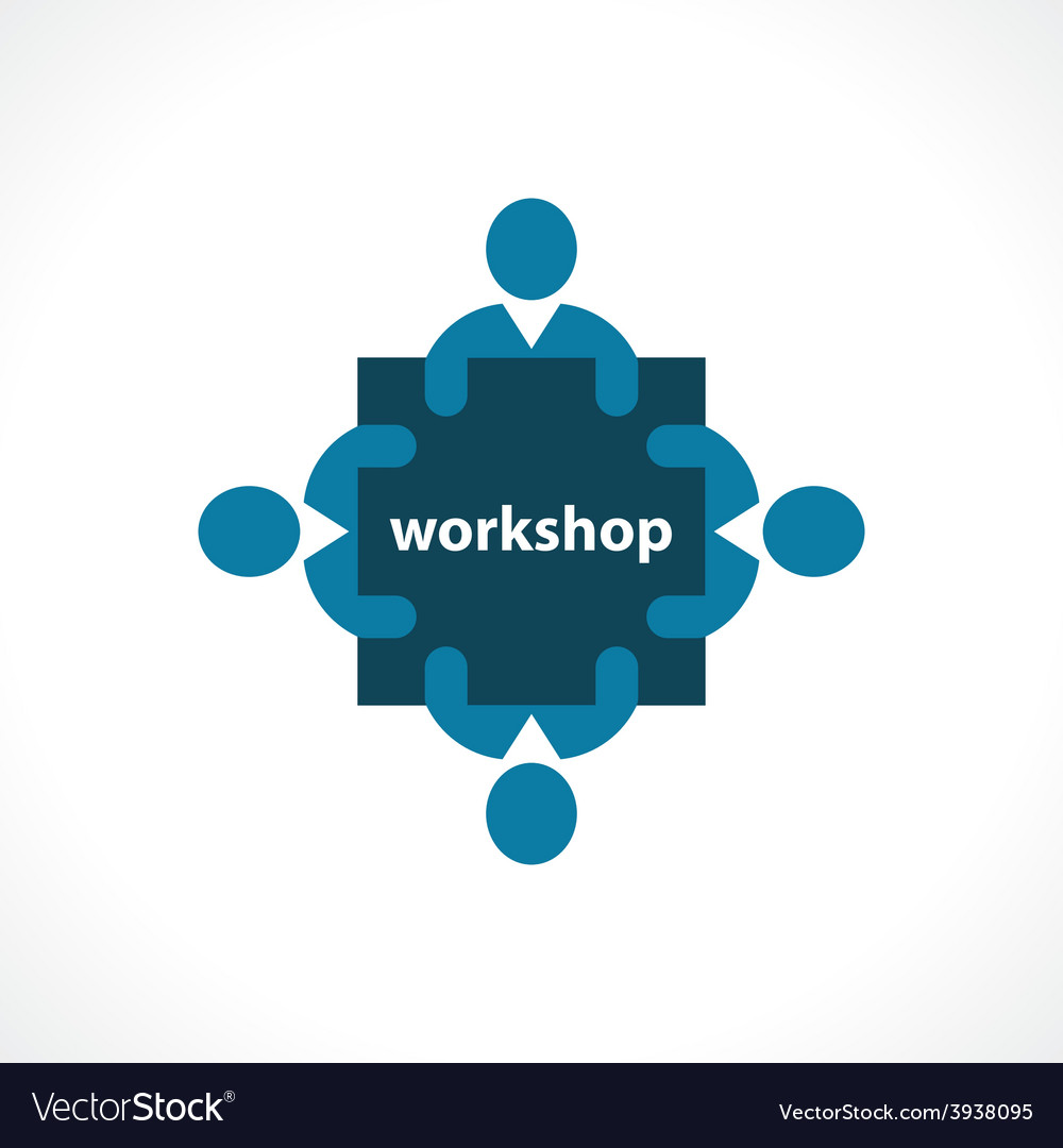 Workshop vector | Price: 1 Credit (USD $1)