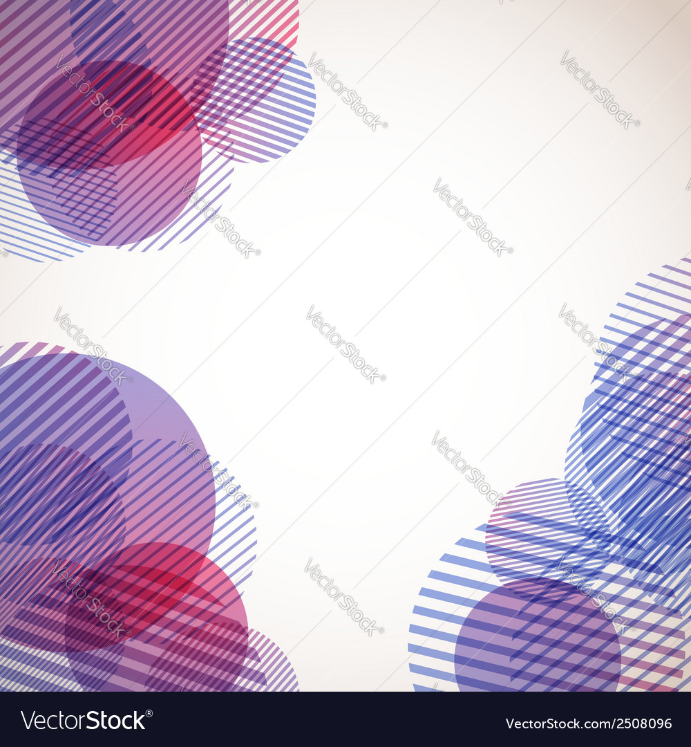 Circle design abstract transparent background vector | Price: 1 Credit (USD $1)