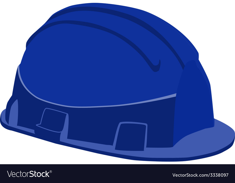 Building helmet vector | Price: 1 Credit (USD $1)
