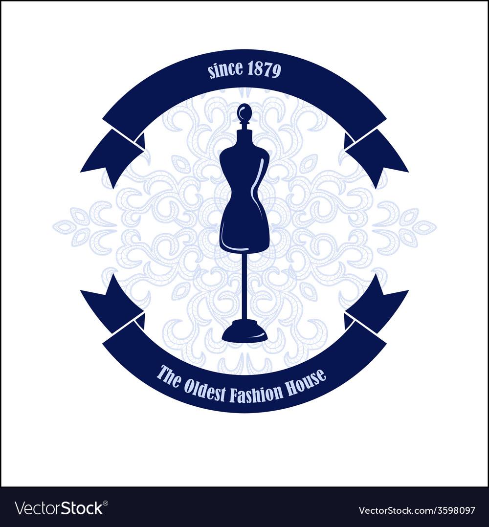 Fashion house logo design template vector   Price: 1 Credit (USD $1)