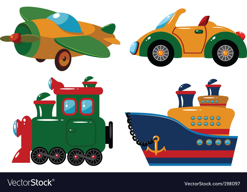 Transport graphics vector | Price: 1 Credit (USD $1)
