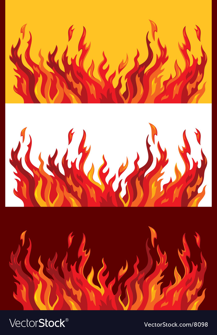 Fire vector | Price: 1 Credit (USD $1)
