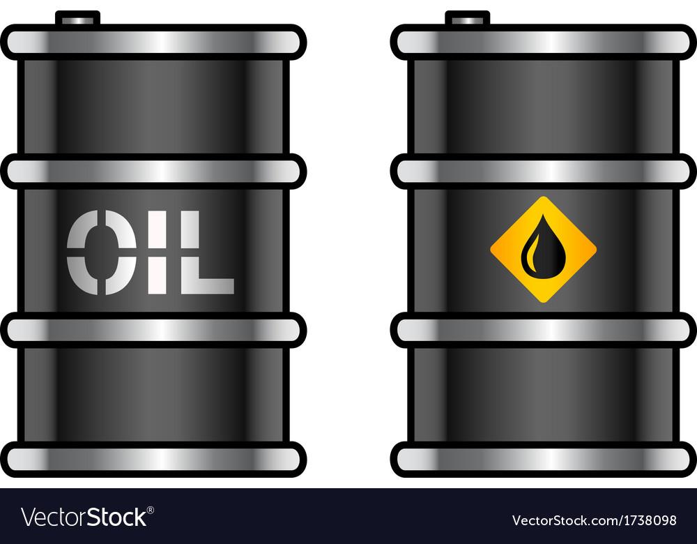 Oil barrels vector   Price: 1 Credit (USD $1)
