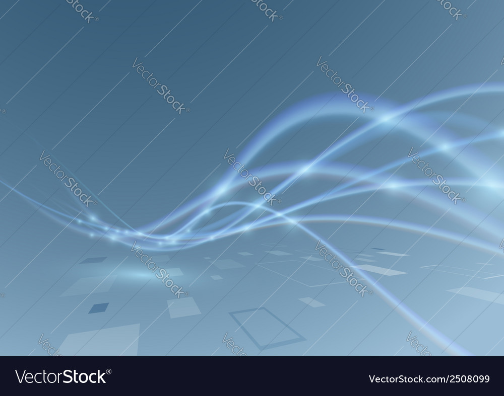 Modern abstract swoosh glittering wave background vector | Price: 1 Credit (USD $1)
