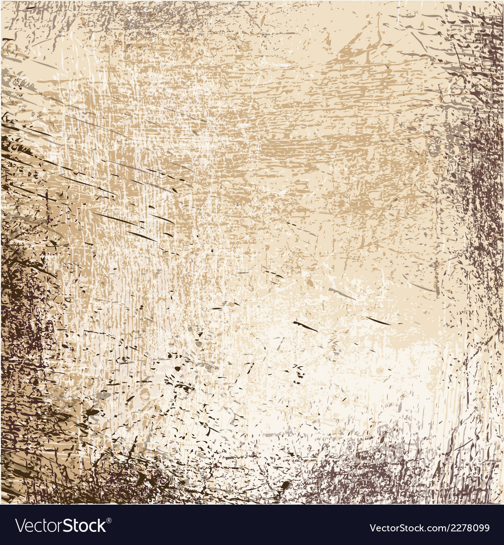 Old grunge texture vector | Price: 1 Credit (USD $1)