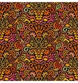 Funny colorful seamless pattern with abstract vector