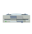 Floppy drive vector