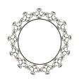 Round frame vector