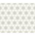 Antique star pattern seamless background vector